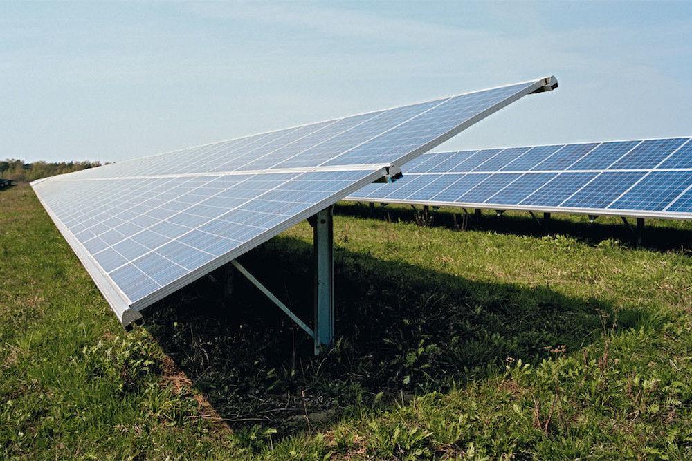 Solarzellen Effizienz