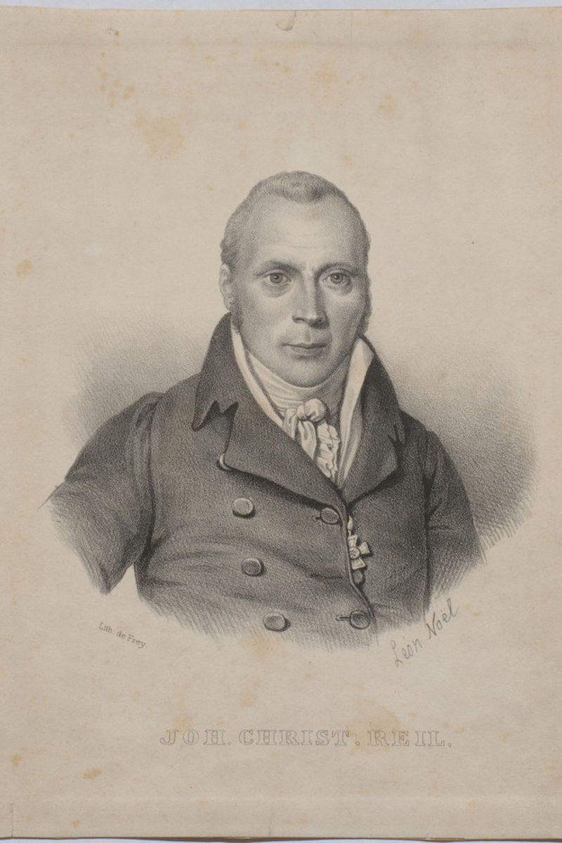 Johann Christian Reil (Universitätsarchiv Halle)