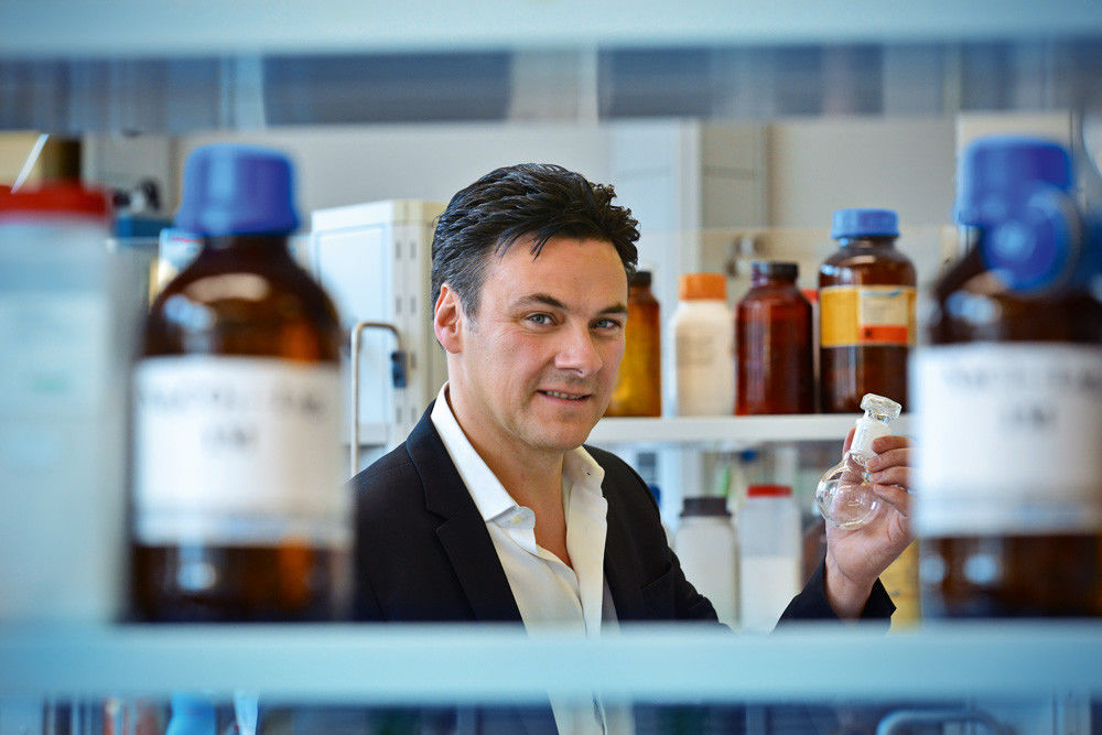 Professor of pharmacy, Wolfgang Sippl, is studying how pathogens that cause tropical diseases can be eliminated.