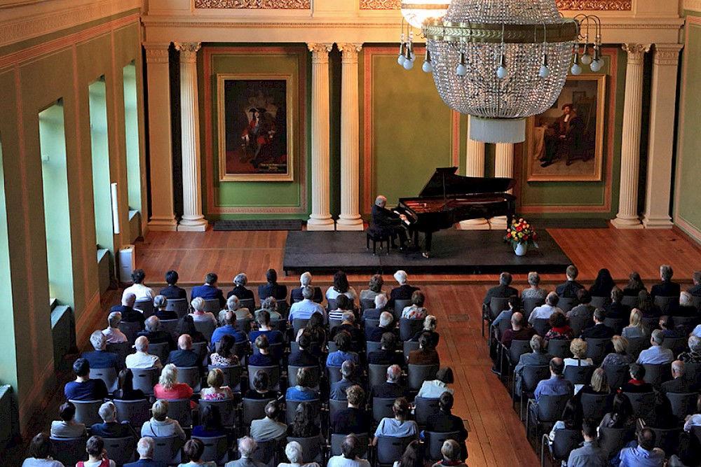 Andras Schiff Konzerte