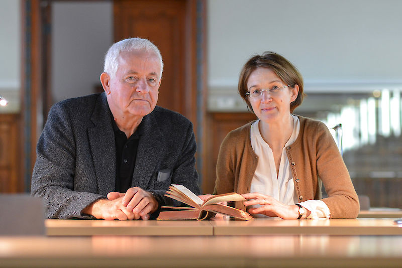 Hans Adler and Elisabeth Décultot are working on a complete edition of Sulzer's writings.