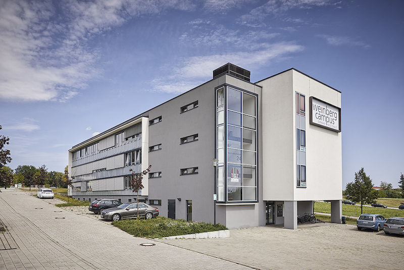 Companies working in the field of IT software development are located in Blücherstrasse.